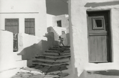 Henri Cartier-Bresson - Greece. Cyclades. Island of Siphnos, 1961 - Howard Greenberg Gallery