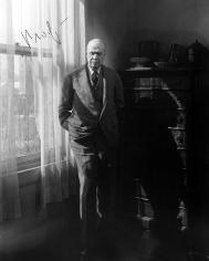 George Platt Lynes - Edward Hopper, 1950 - Howard Greenberg Gallery