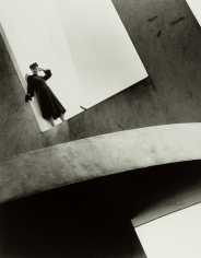 Martin Munkacsi - New York World's Fair, Harper's Bazaar, Sep, 1938 - Howard Greenberg Gallery