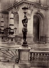 Charles Marville - Opera, c.1865 - Howard Greenberg Gallery