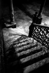 Judith Glickman - Staircase, Havana, Cuba, 2003 - Howard Greenberg Gallery