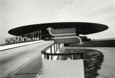 Esther Bubley - Pan Am Terminal, JFK airport, 1960s - Howard Greenberg Gallery