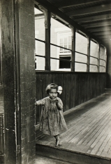 Lewis Hine - Little Orphan Annie in a Pittsburgh Institution, 1909 - Howard Greenberg Gallery