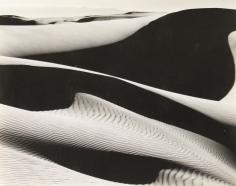 Edward Weston - Dunes, Oceano, 1936 - Howard Greenberg Gallery