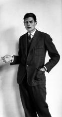 August Sander - High School Graduate, 1926 - Howard Greenberg Gallery