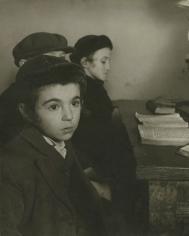 Roman Vishniac - Cheder Boys, Vrchni Apsa, 1937 - Howard Greenberg Gallery