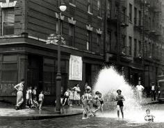 Harold Roth - Water Street, 1948 - Howard Greenberg Gallery