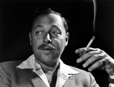 Ray Fisher - Tennessee Williams, 1956 - Howard Greenberg Gallery