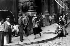 Ruth Orkin - American Girl in Italy, 1951 - Howard Greenberg Gallery