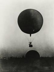 Jacques-Henri Lartigue - Coupe Gordon Bennett des ballons spherique aux Tuileries, Paris, 1906 - Howard Greenberg Gallery