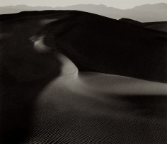 Mark Citret - Dunes #28, Death Valley, 2001 - Howard Greenberg Gallery