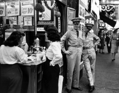 Dan Weiner - Broadway, New York City, 1951 - Howard Greenberg Gallery