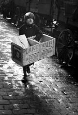 Morris Engel - 'Family Walk,' New York City, Eastside, 1936 - Howard Greenberg Gallery