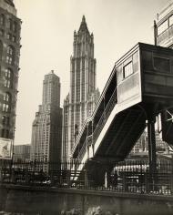 Rebecca Lepkoff - City Hall Station, 1946 - Howard Greenberg Gallery