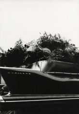 Robert Frank - Cadillac Hearse, 1961 - Howard Greenberg Gallery