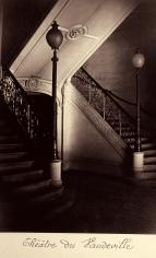 Charles Marville: Streetlamps of Paris 2005 Howard Greenberg Gallery
