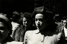 Harry Callahan - Detroit, 1943 - Howard Greenberg Gallery