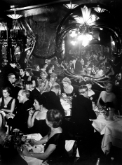 Brassaï - Gala Soiree at Maxim's, 1949 - Howard Greenberg Gallery