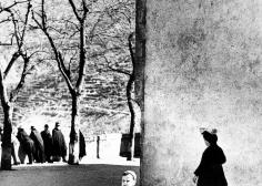 Mario Giacomelli - Scanno, c.1957 - Howard Greenberg Gallery