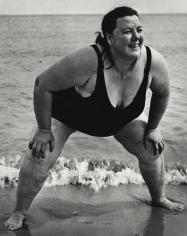Lisette Model - Coney Island, c.1939 - Howard Greenberg Gallery