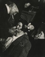 Lisette Model - Sammy's, Bowery, New York, 1945 - Howard Greenberg Gallery