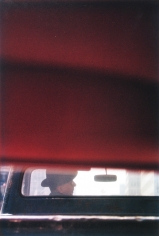 Saul Leiter - Driver, 1950s - Howard Greenberg Gallery