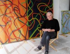Mort Hamburg: Great Artists in Their Studios 2007 Howard Greenberg Gallery