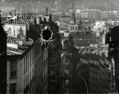 André Kertész - Broken Plate, Paris, 1929 - Howard Greenberg Gallery