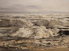 Lake Michigan Waves 1