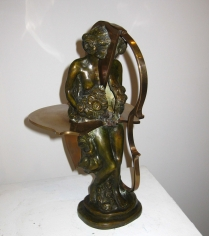 Figure from the Transculptures Series