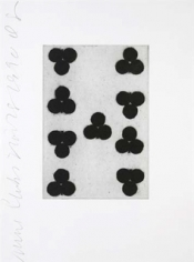 Playing Cards (Nine of Clubs)