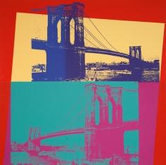 Brooklyn Bridge, 1983