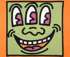 Icons (E) - Three Eyed Man