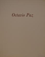 Blanco by Octavio Paz