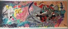 Frank Stella, (American, b. 1936)