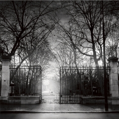 Jean-Michel Berts, The Light of Paris, Luxembourg Garden, 2005, Sous Les Etoiles Gallery