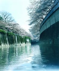 Breezeless, Gentaro Ishisuka, Inner Passage, Shinjuku-Ku, Otaki Bridge, 2008, Sous Les Etoiles Gallery
