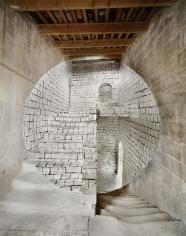 Georges Rousse, Uzes, 2011, C-Print, Sous Les Etoiles Gallery