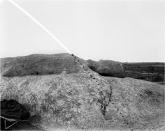 David Shannon-Lier, Stone Moonset, Canyonlands, Utah, 2013, FotoFilmic 2015, Sous Les Etoiles Gallery