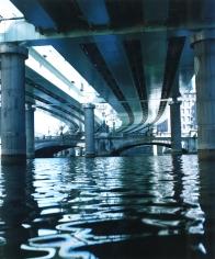 Breezeless, Gentaro Ishisuka, Inner Passage, Chuou-Ku Nihon Bridge, 2008, Sous Les Etoiles Gallery