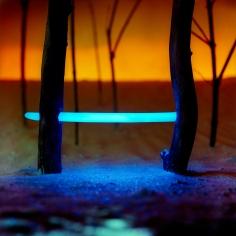 Barry Underwood, Scenes, Blue Ice, 2004, Sous Les Etoiles Gallery