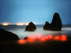 Barry Underwood, Scenes, Rodeo Beach, 2009, Sous Les Etoiles Gallery
