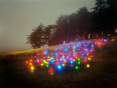 Barry Underwood, Scenes, Parade Field, 2009, Sous Les Etoiles Gallery