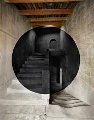 Georges Rousse, Uzès, 2011, Sous Les Etoiles Gallery