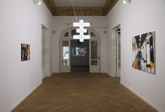 Omul Negru Show featured on Berlin Art Link