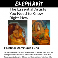 Dominique Fung in The Essential Artists You Need To Know Right Now