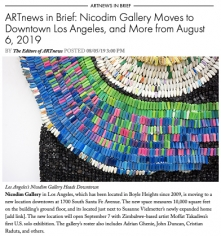 Nicodim Gallery Moves to Downtown Los Angeles