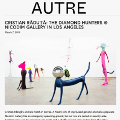 'The Diamond Hunters' in Autre