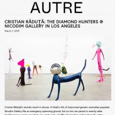 'The Diamond Hunters' in Autre