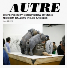 BioPerversity featured in Autre